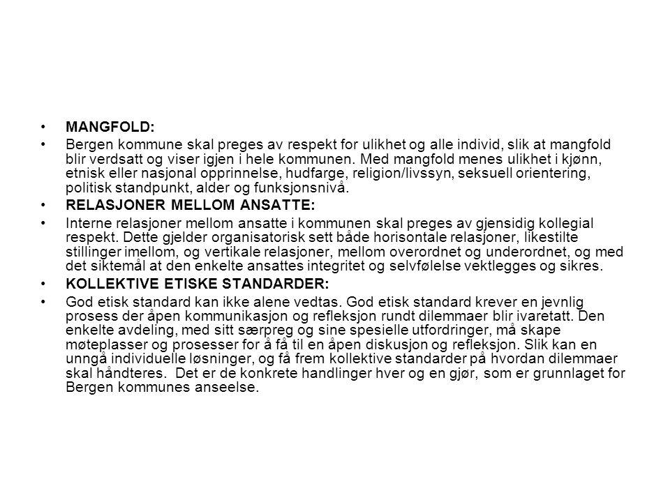 MANGFOLD: