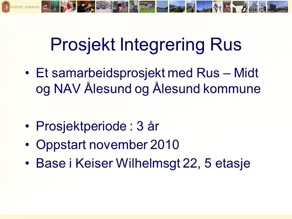 Prosjekt Integrering Rus