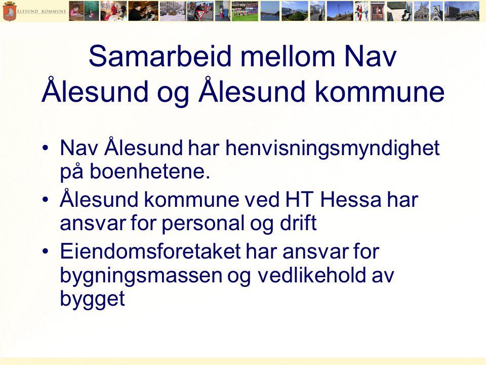 Samarbeid mellom Nav Ålesund og Ålesund kommune