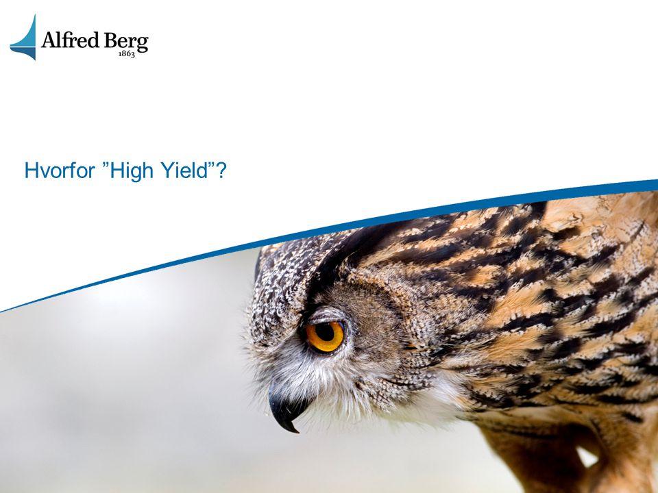 Hvorfor High Yield