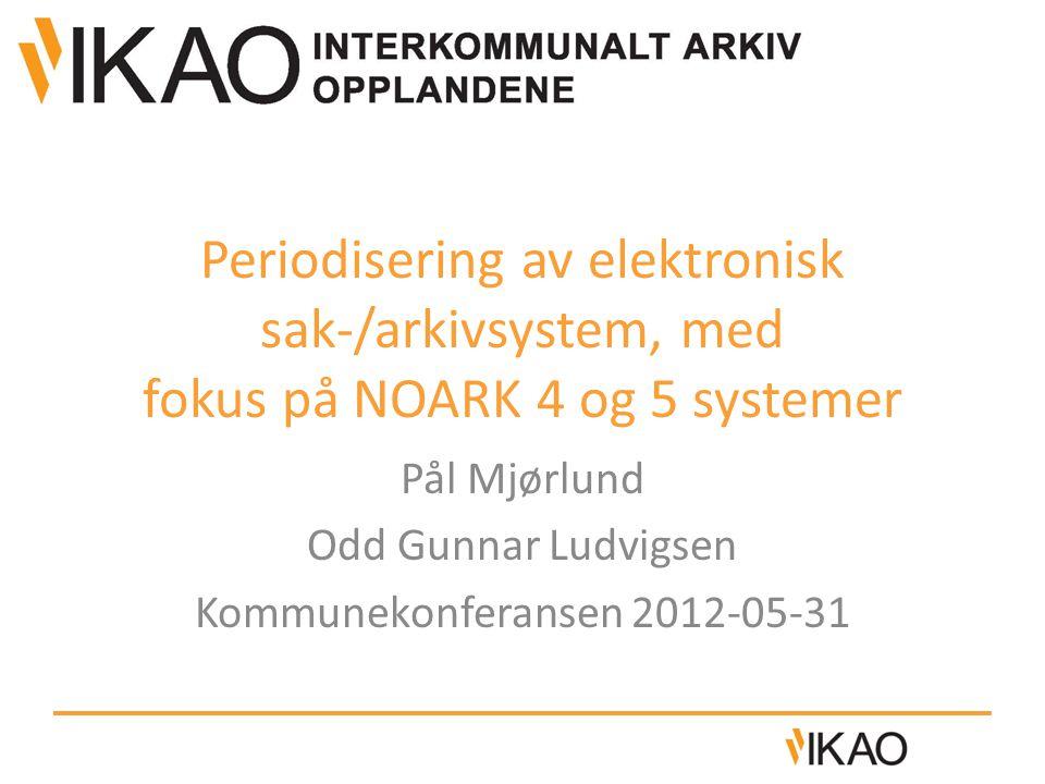 Pål Mjørlund Odd Gunnar Ludvigsen Kommunekonferansen 2012-05-31