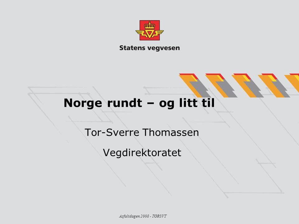 Norge rundt – og litt til
