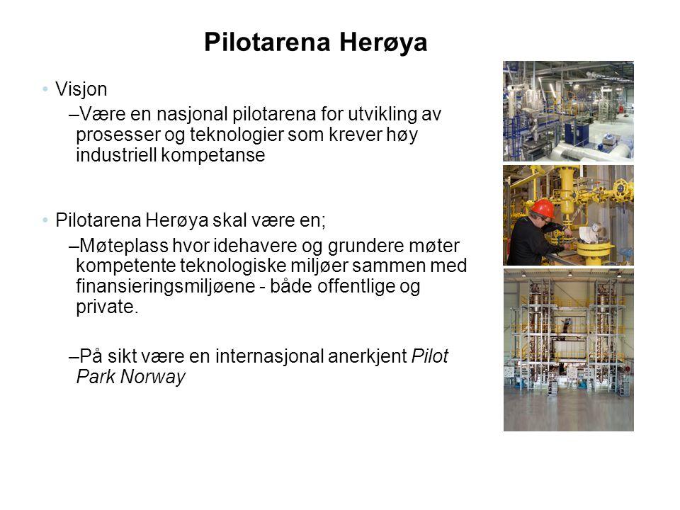 Pilotarena Herøya Visjon