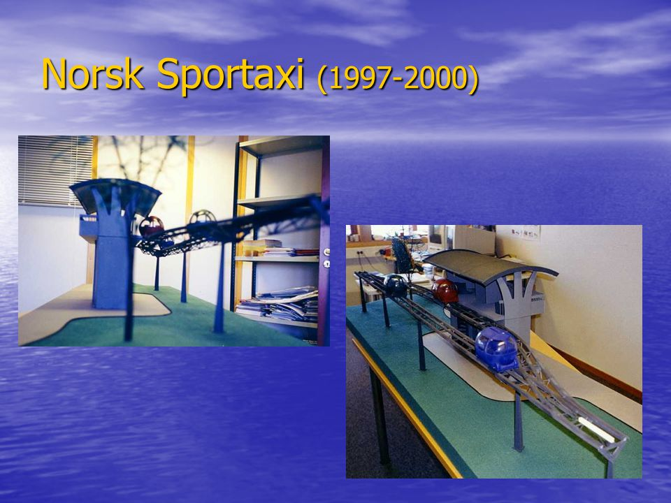 Norsk Sportaxi (1997-2000)