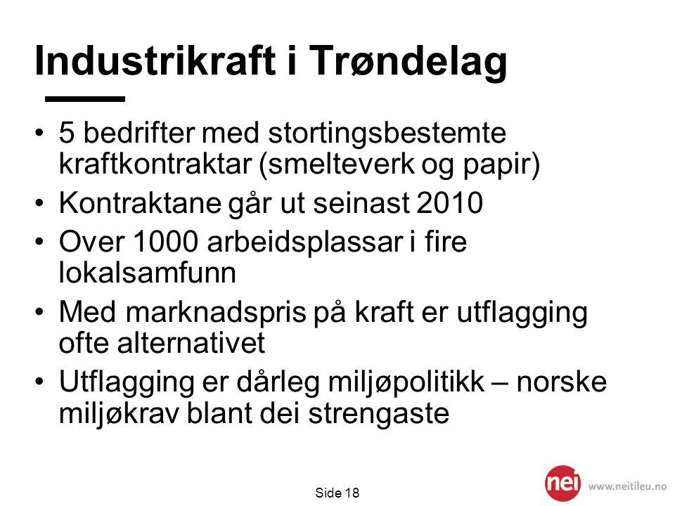 Industrikraft i Trøndelag