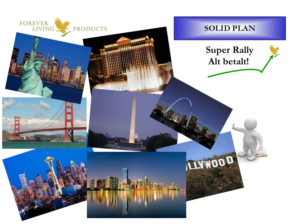 SOLID PLAN Super Rally Alt betalt! 1