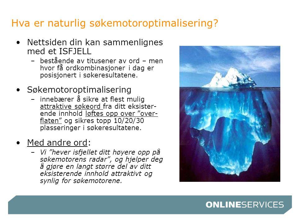 Hva er naturlig søkemotoroptimalisering