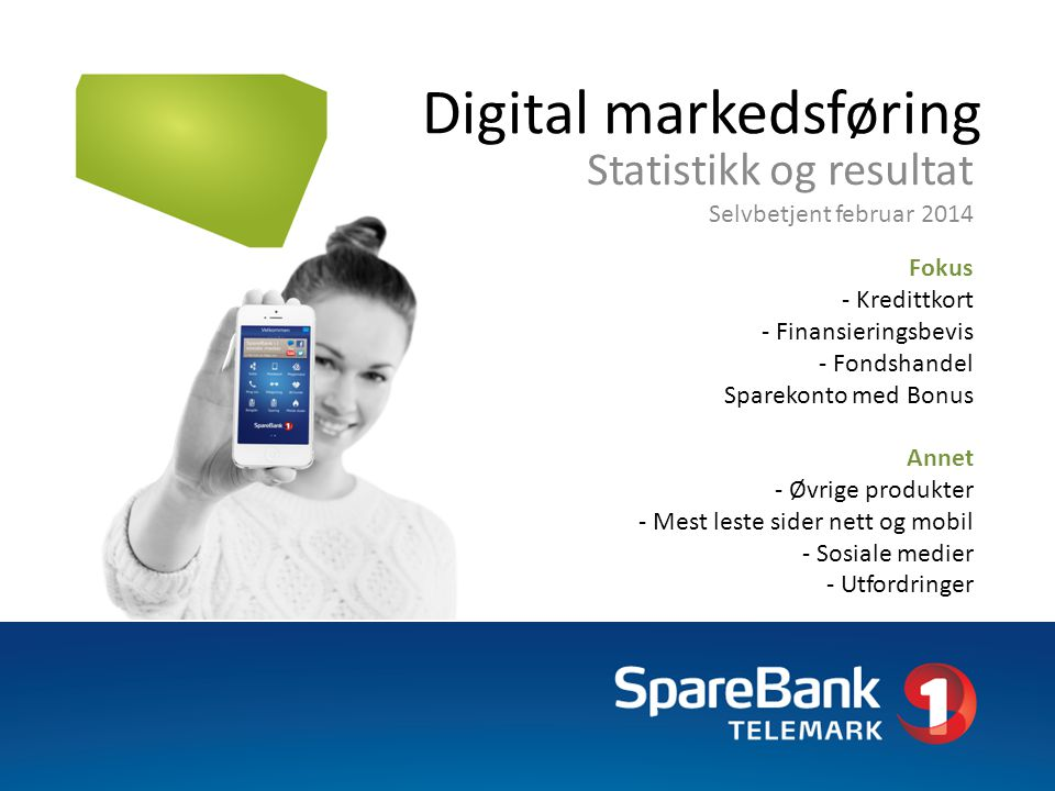 Digital markedsføring