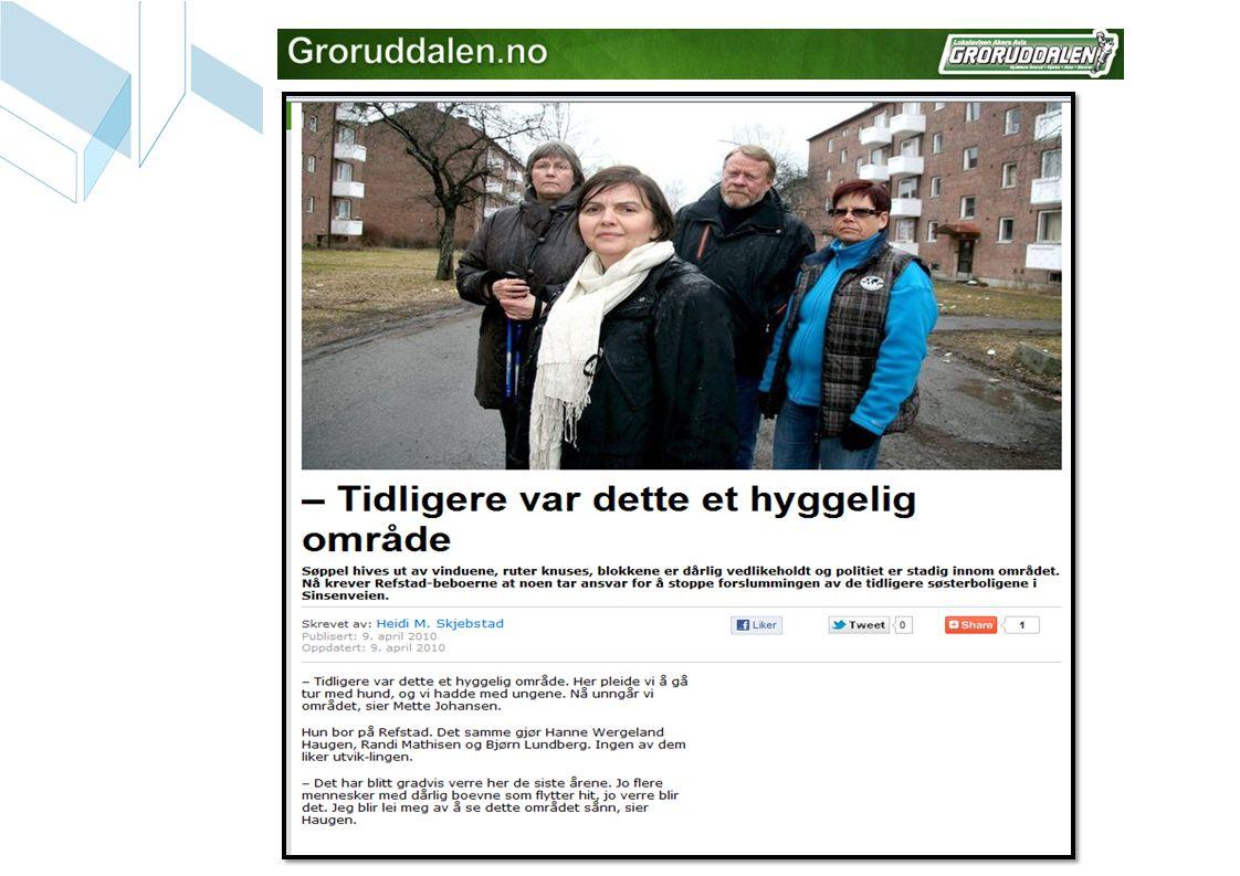 Kommunal bolig er et av flere boligvirkemidler i Oslo