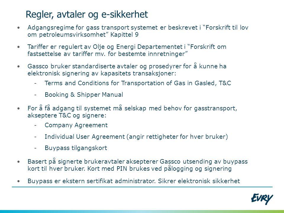 Regler, avtaler og e-sikkerhet