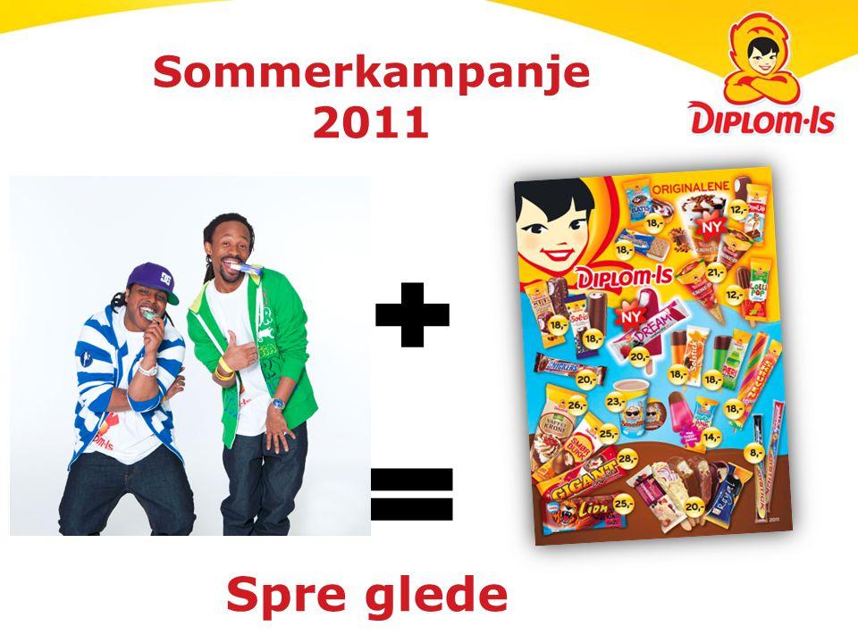 Sommerkampanje 2011 Spre glede
