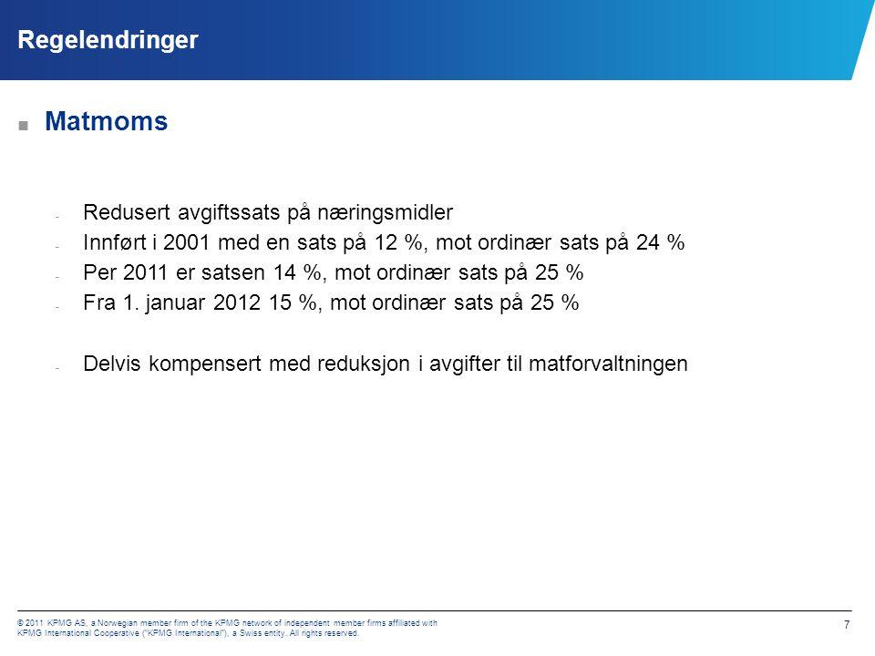 Garantireparasjoner utført for utenlandske kunder