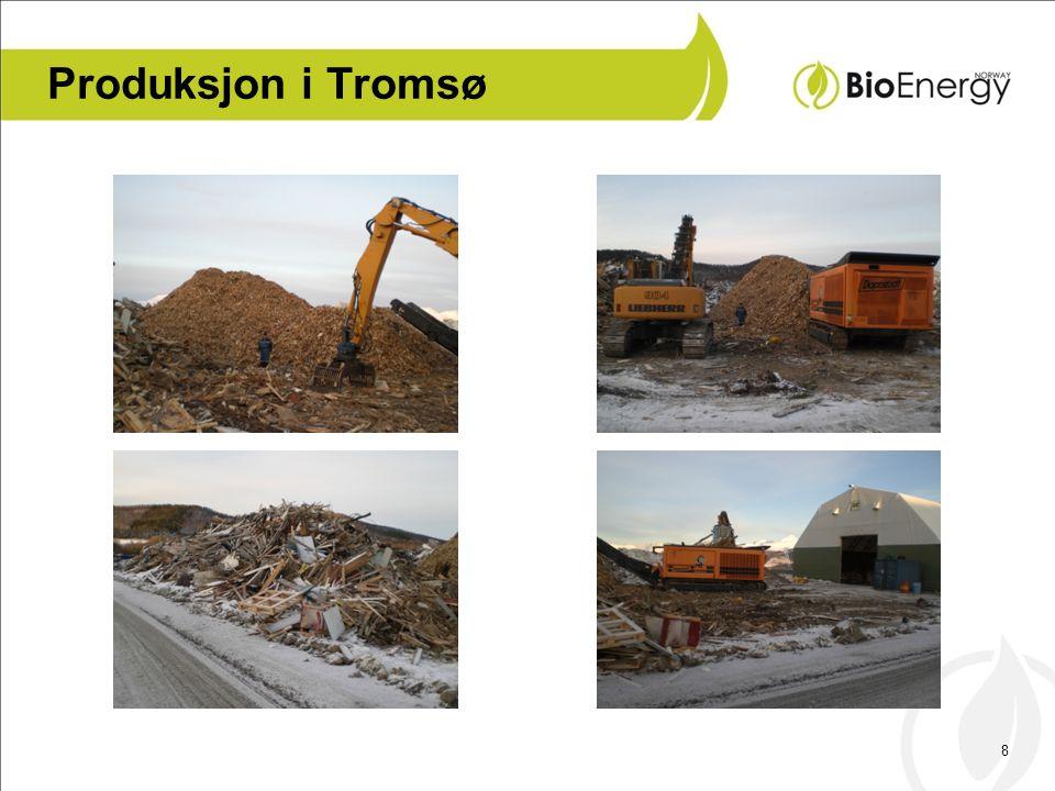 Produksjon i Tromsø