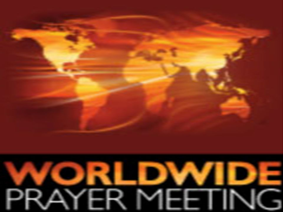 Frelsesarmeens Internasjonale Bønnemøte