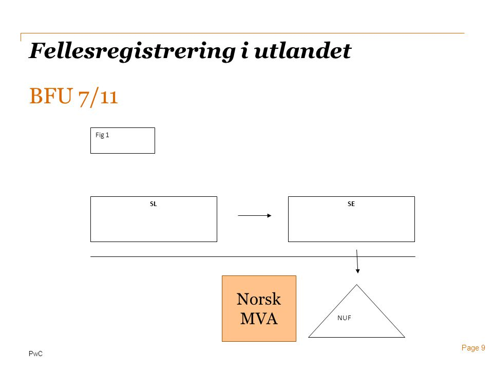 Fellesregistrering i utlandet