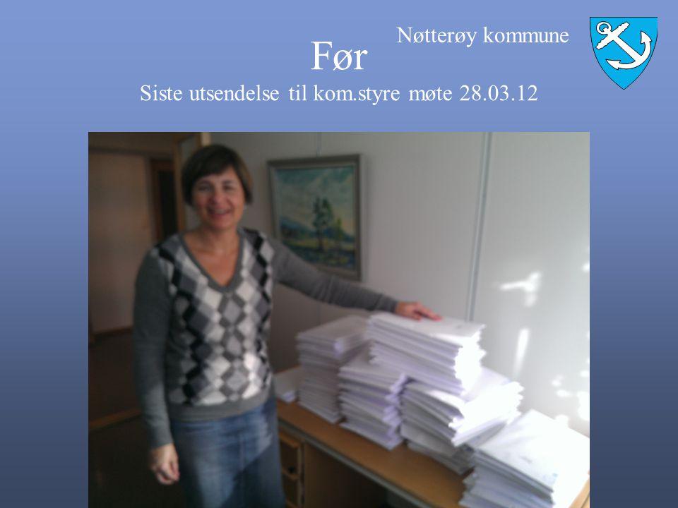Før Siste utsendelse til kom.styre møte 28.03.12