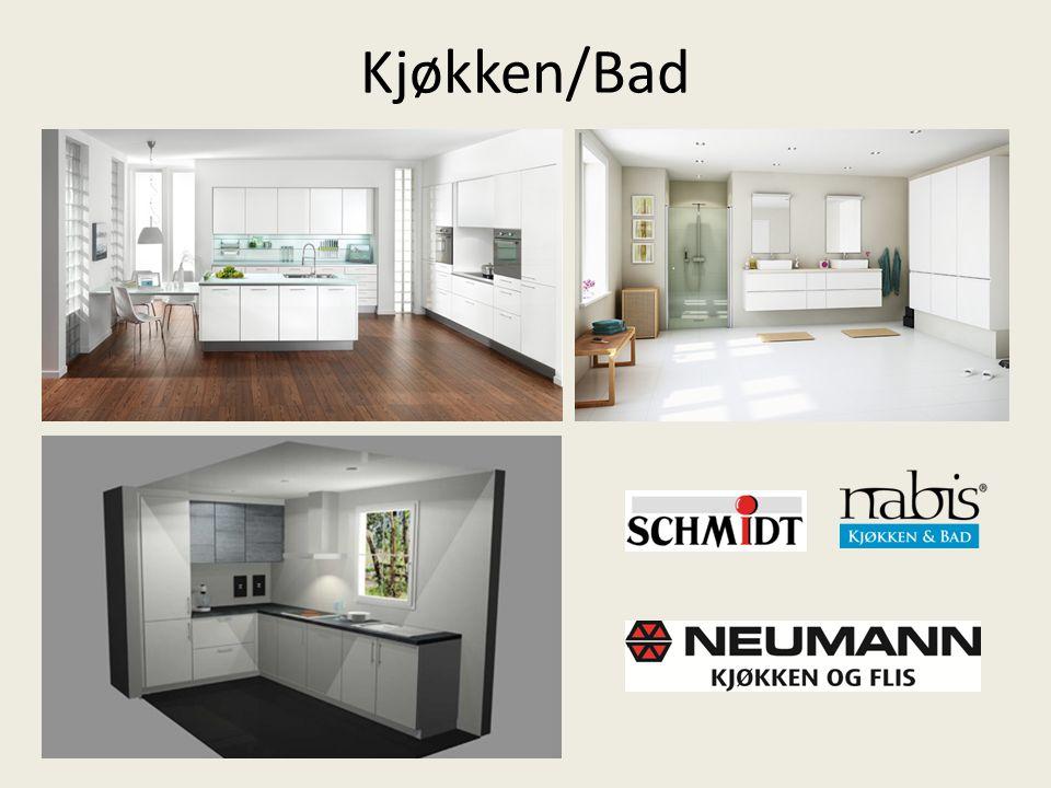 Kjøkken/Bad