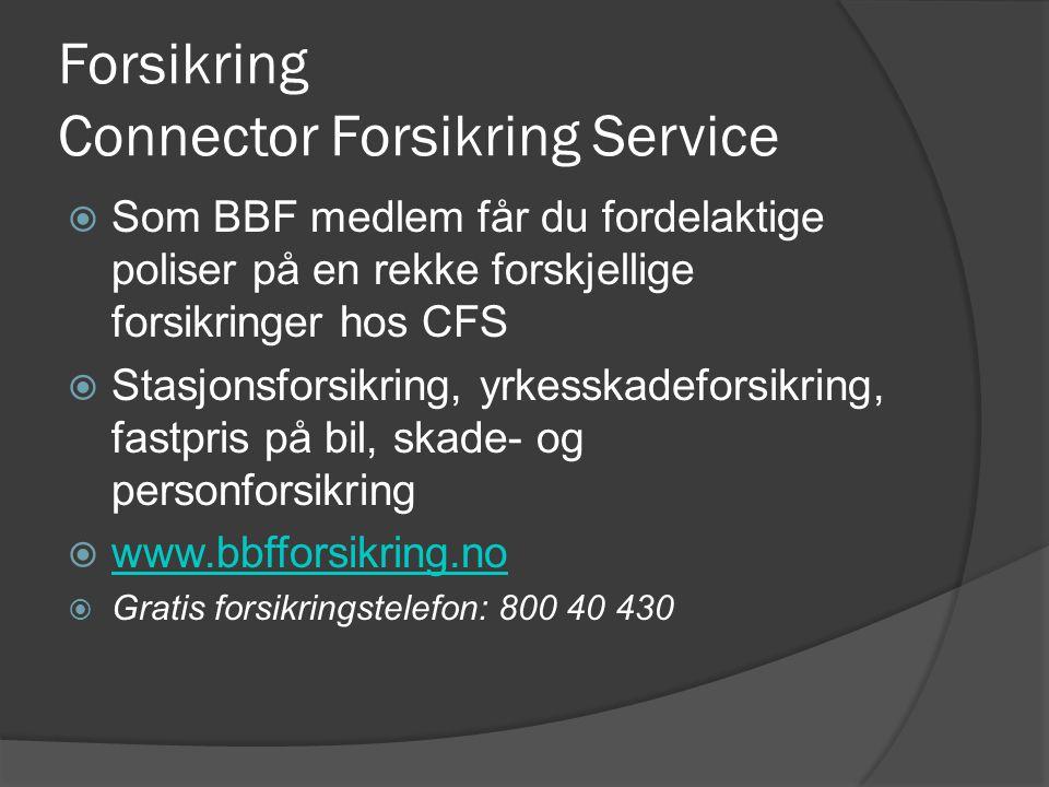 Forsikring Connector Forsikring Service