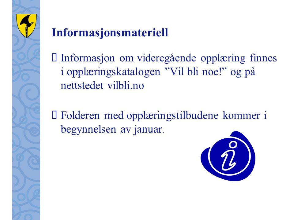 Informasjonsmateriell