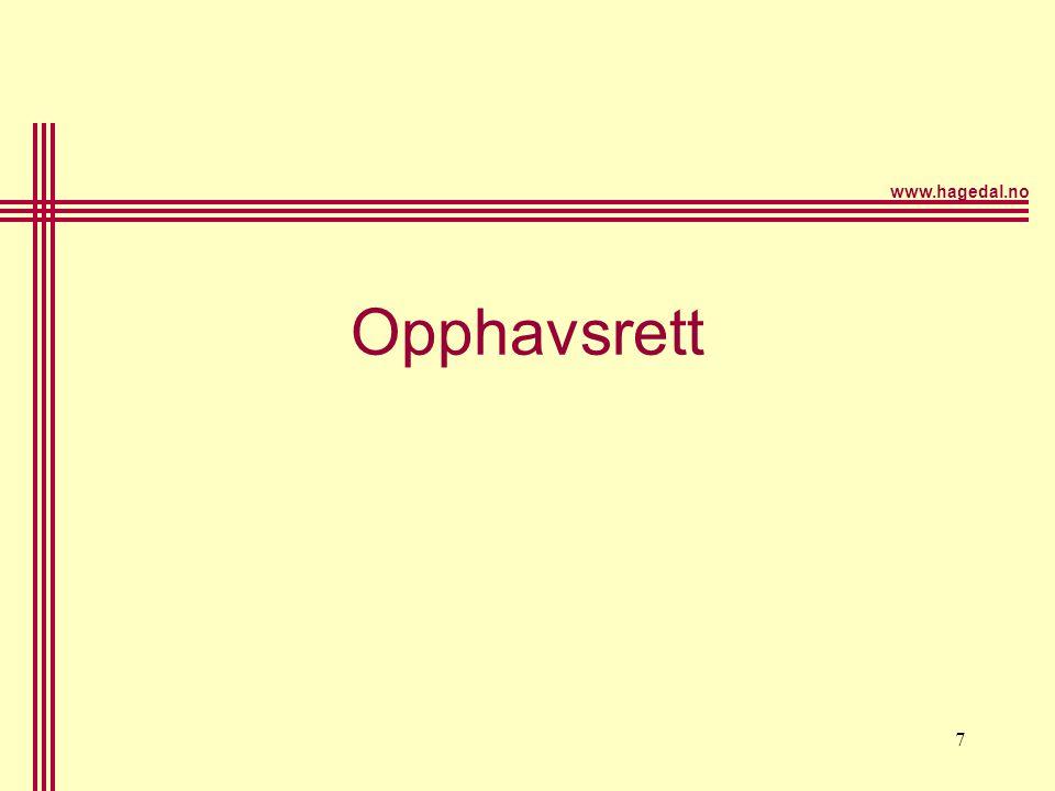 Opphavsrett