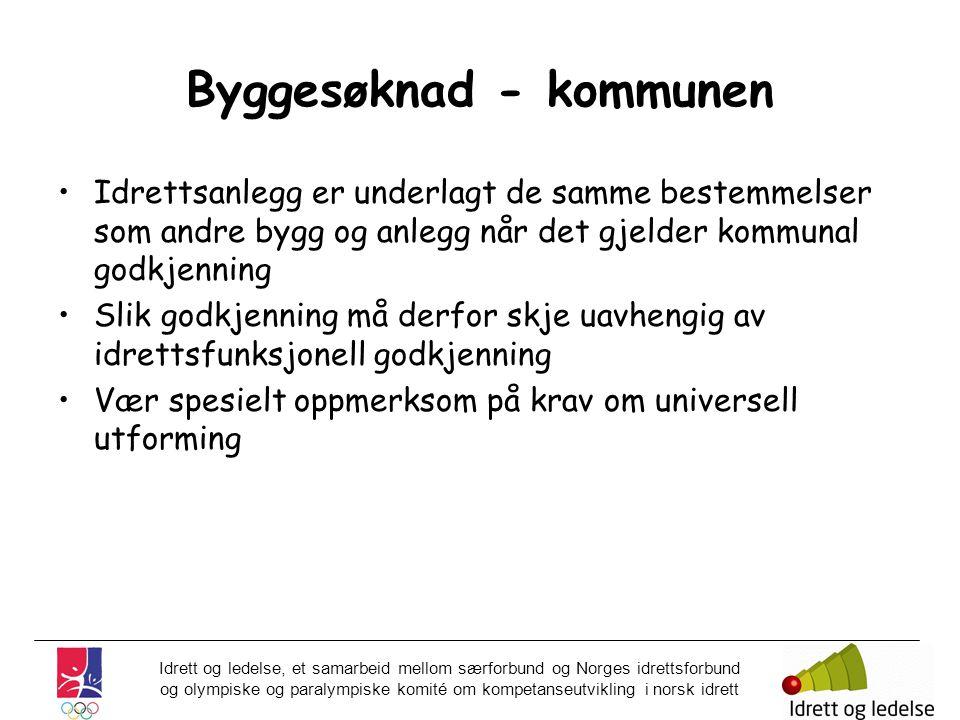 Byggesøknad - kommunen