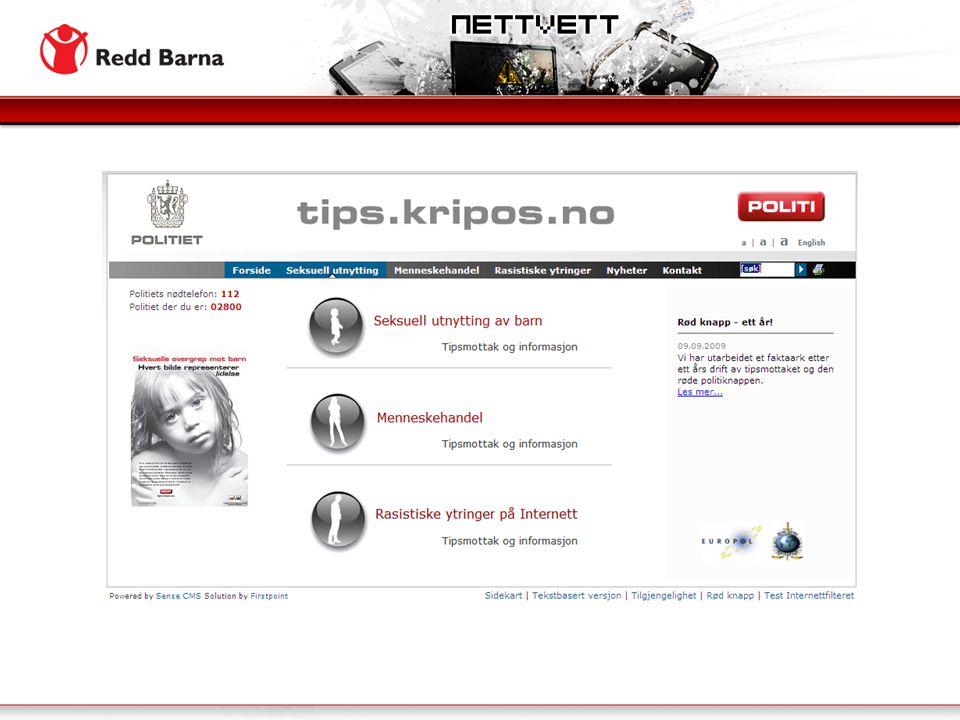 Her er Kripos sin tipslinje