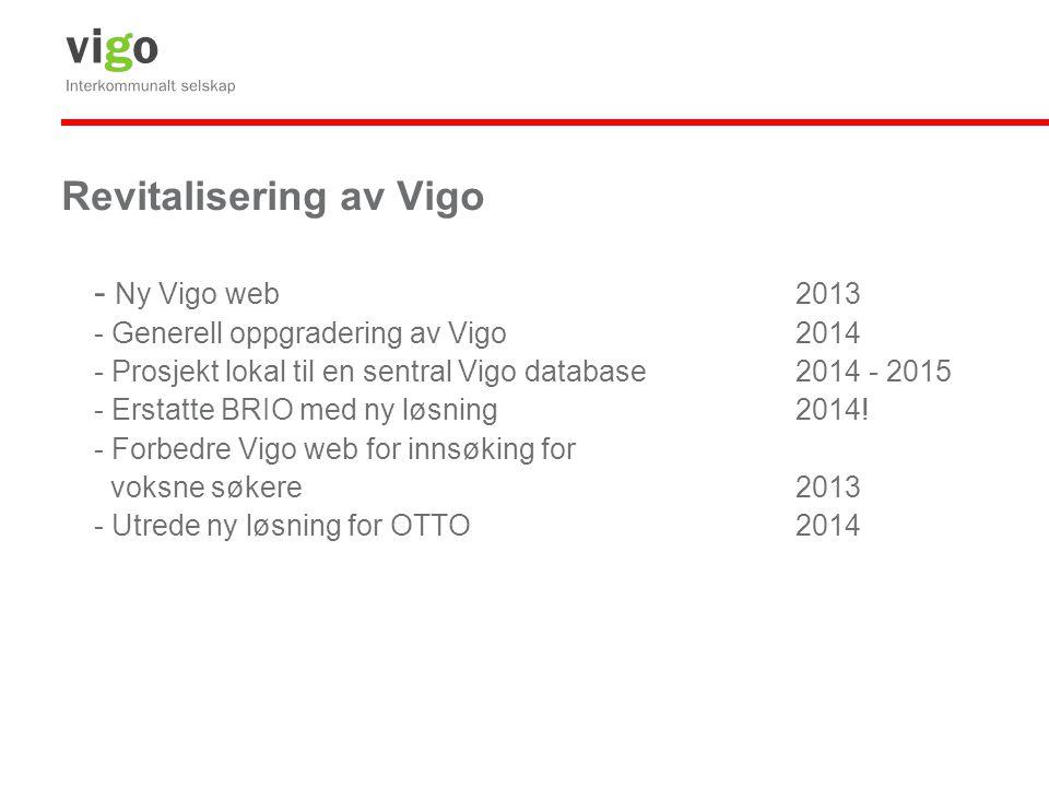 Revitalisering av Vigo