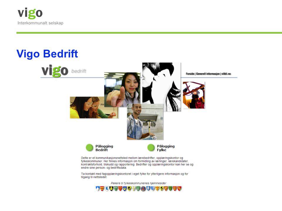 Vigo Bedrift