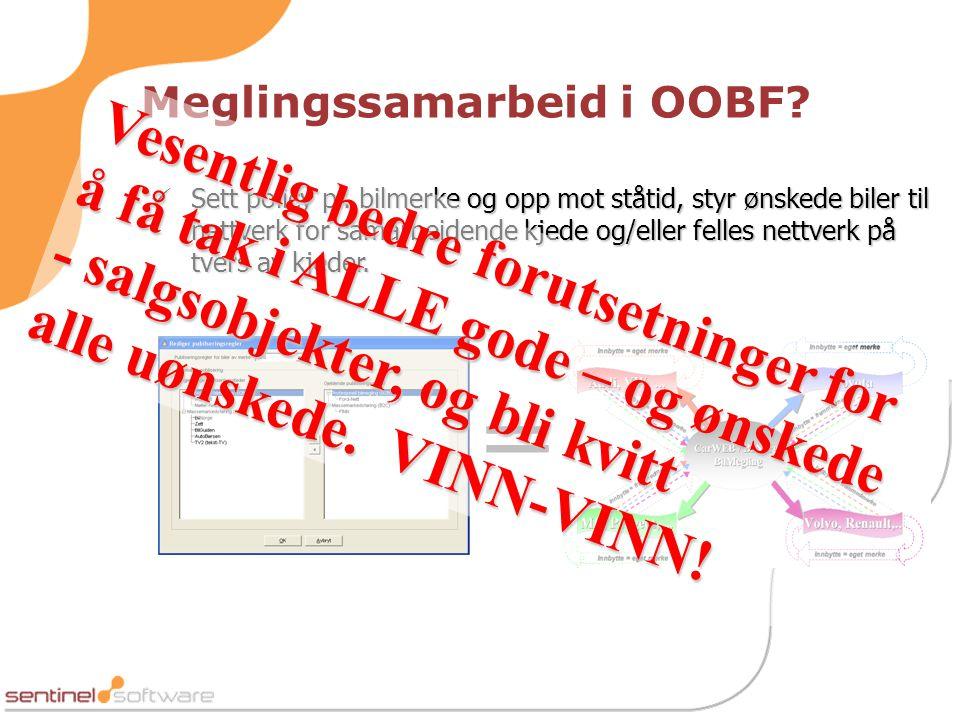 Meglingssamarbeid i OOBF