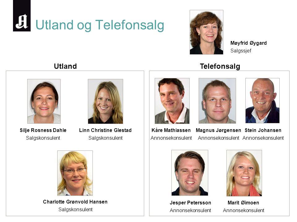 Linn Christine Glestad Charlotte Grønvold Hansen