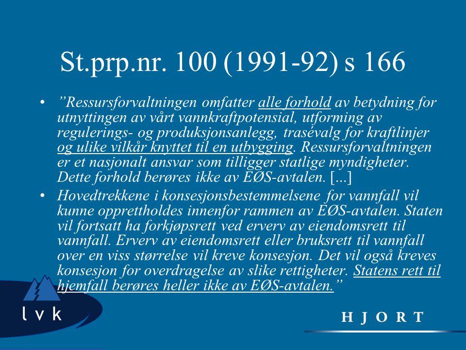 St.prp.nr. 100 (1991-92) s 166