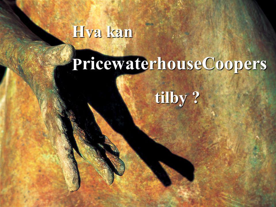 Hva kan PricewaterhouseCoopers