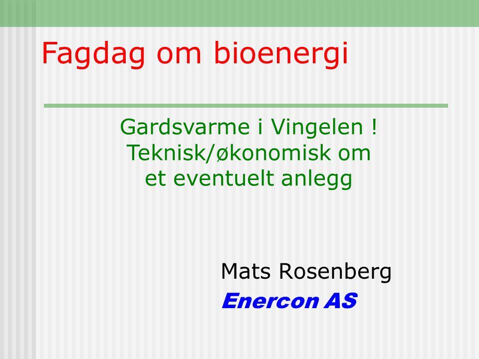 Mats Rosenberg Enercon AS