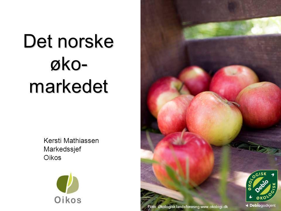 Det norske øko-markedet