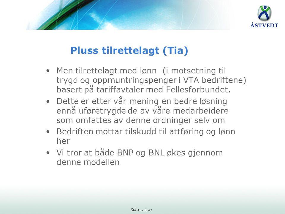 Pluss tilrettelagt (Tia)