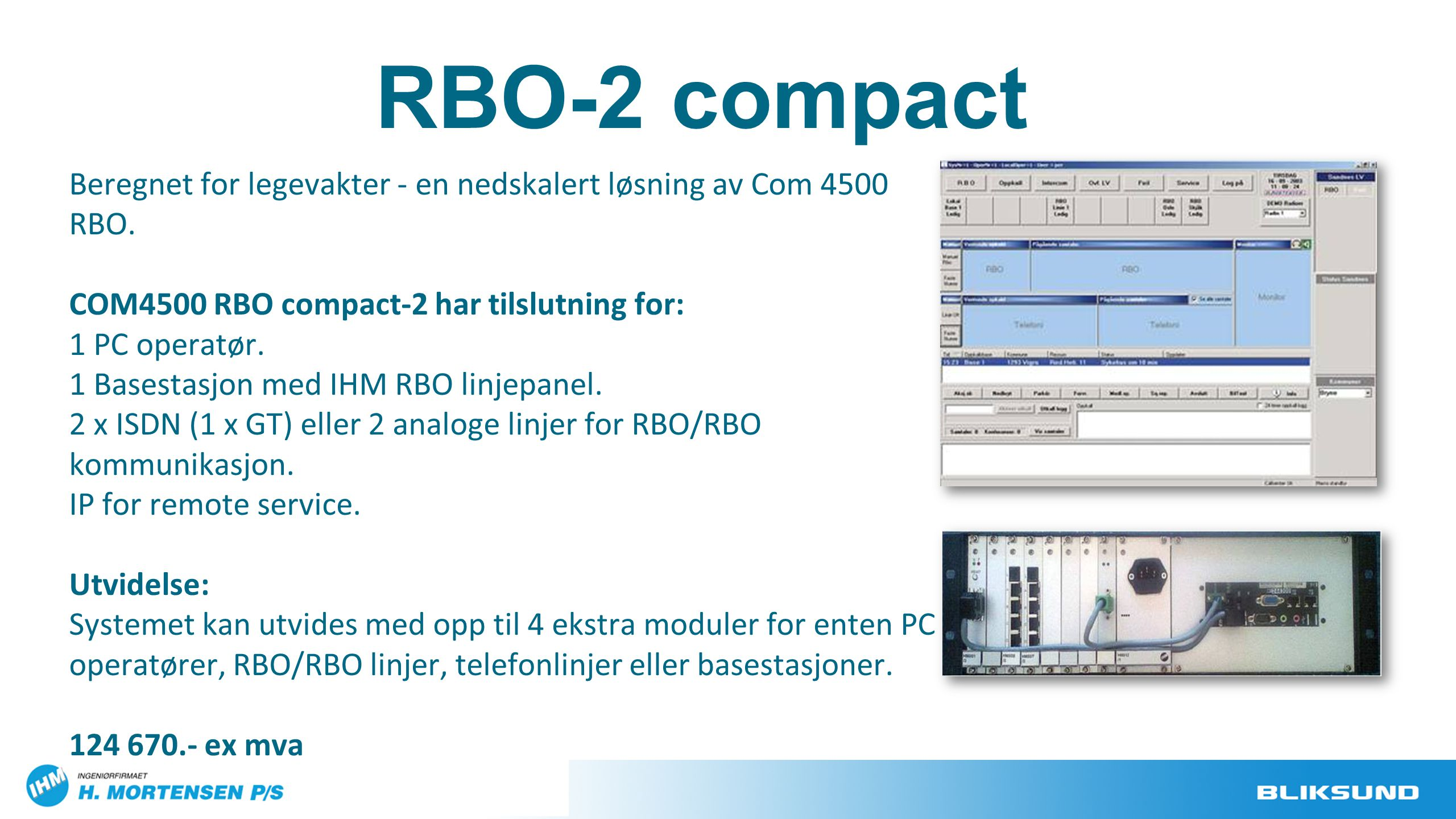 RBO-2 compact