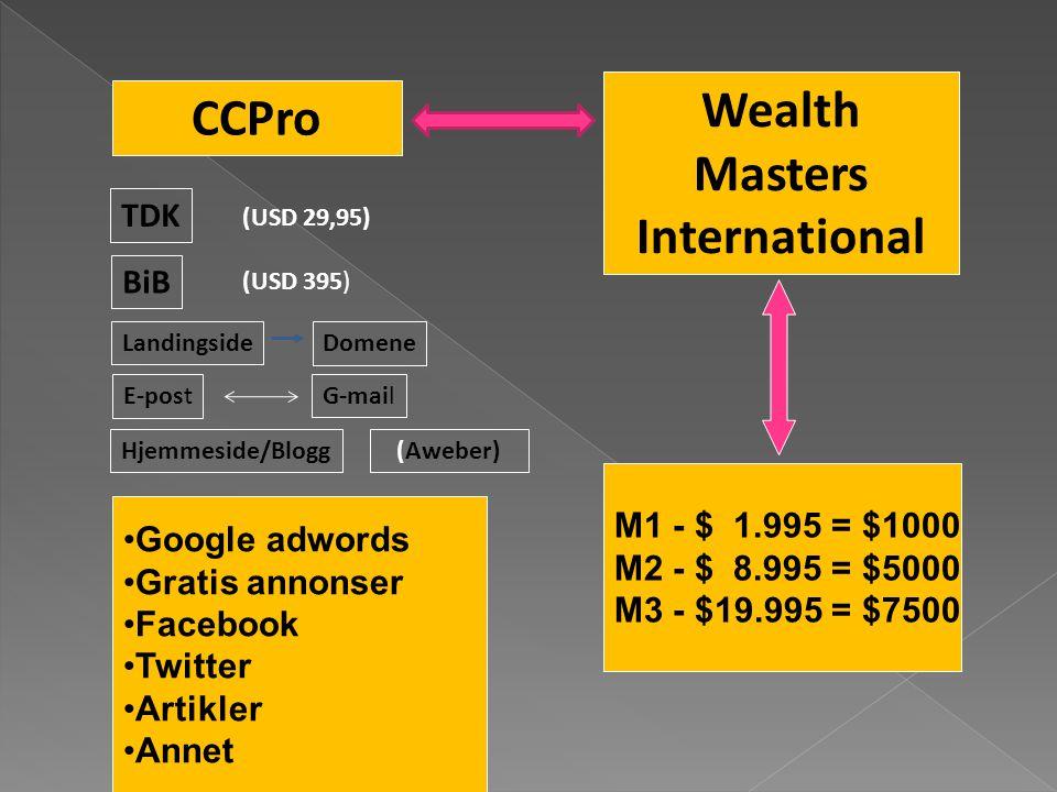 Wealth Masters International