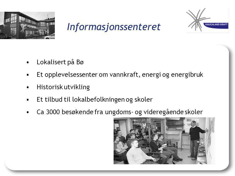 Informasjonssenteret