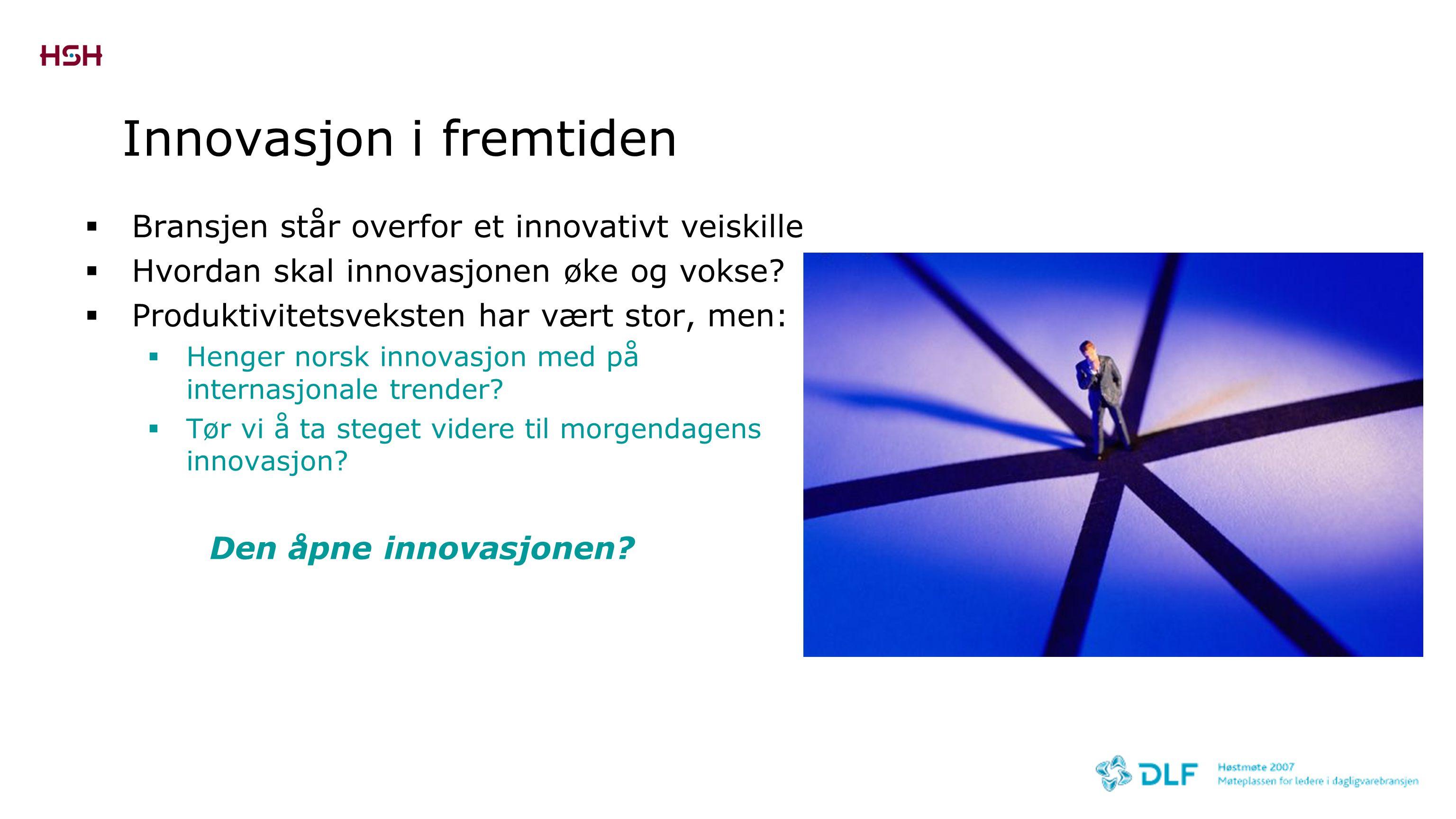 Innovasjon i fremtiden
