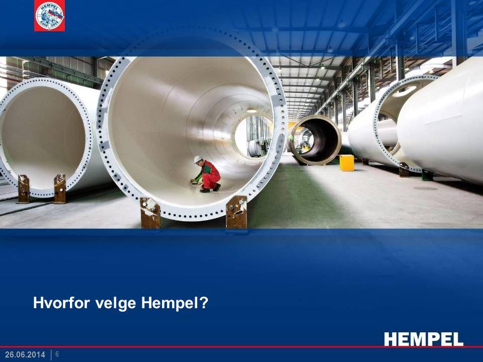 Hvorfor velge Hempel 03.04.2017