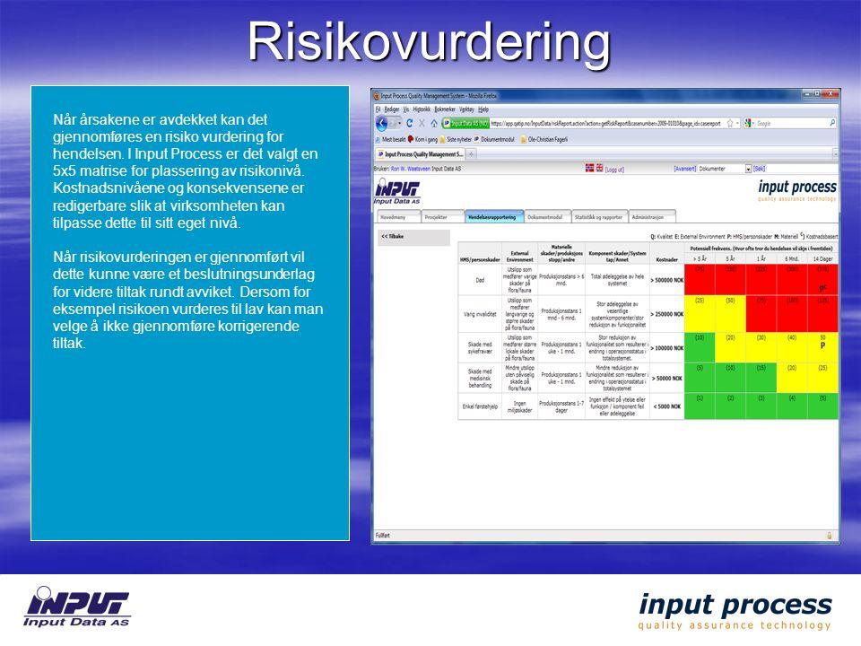 Risikovurdering