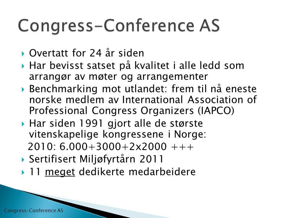 Congress-Conference AS