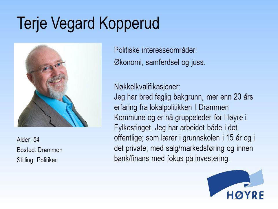 Terje Vegard Kopperud