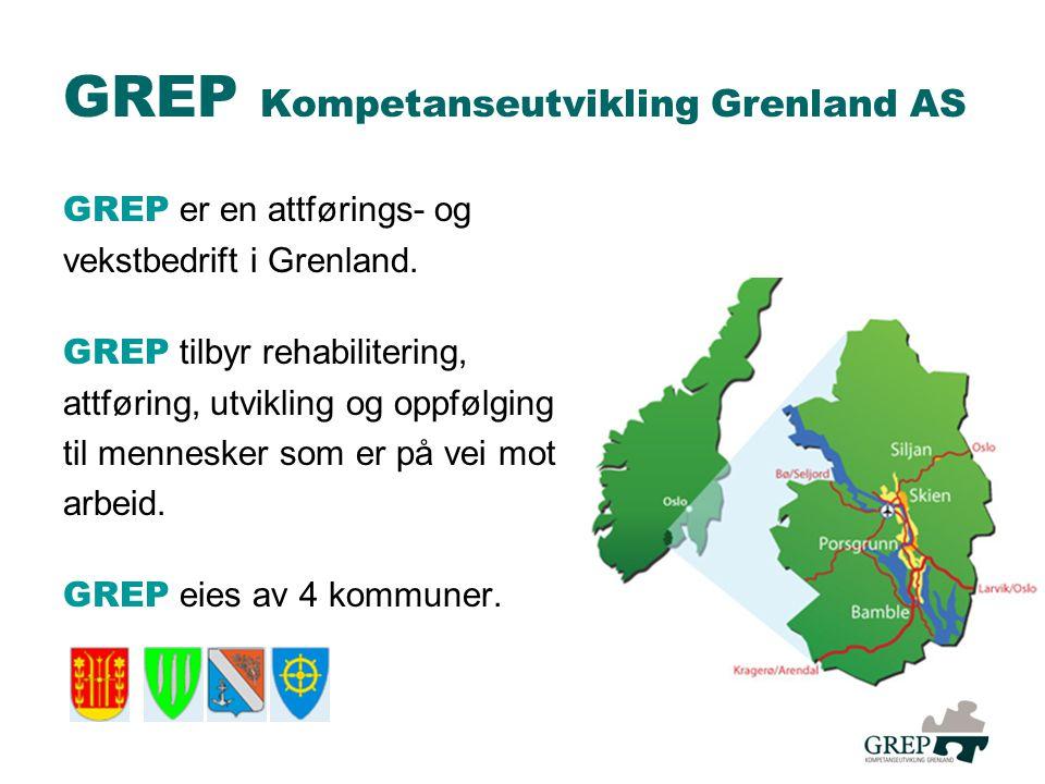 GREP Kompetanseutvikling Grenland AS