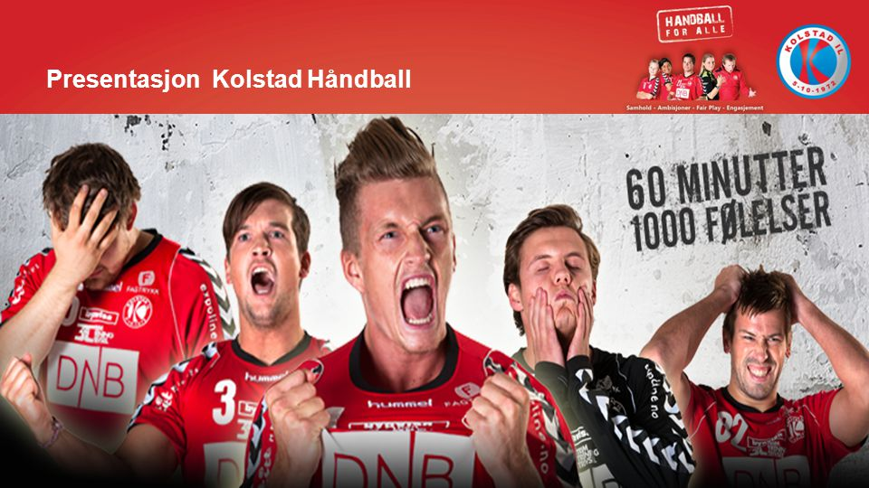 Presentasjon Kolstad Håndball