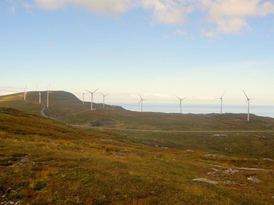 Fakta om Mehuken vindpark