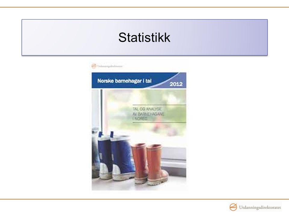 Statistikk