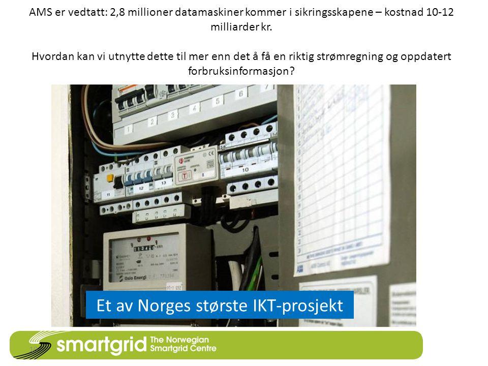 Et av Norges største IKT-prosjekt