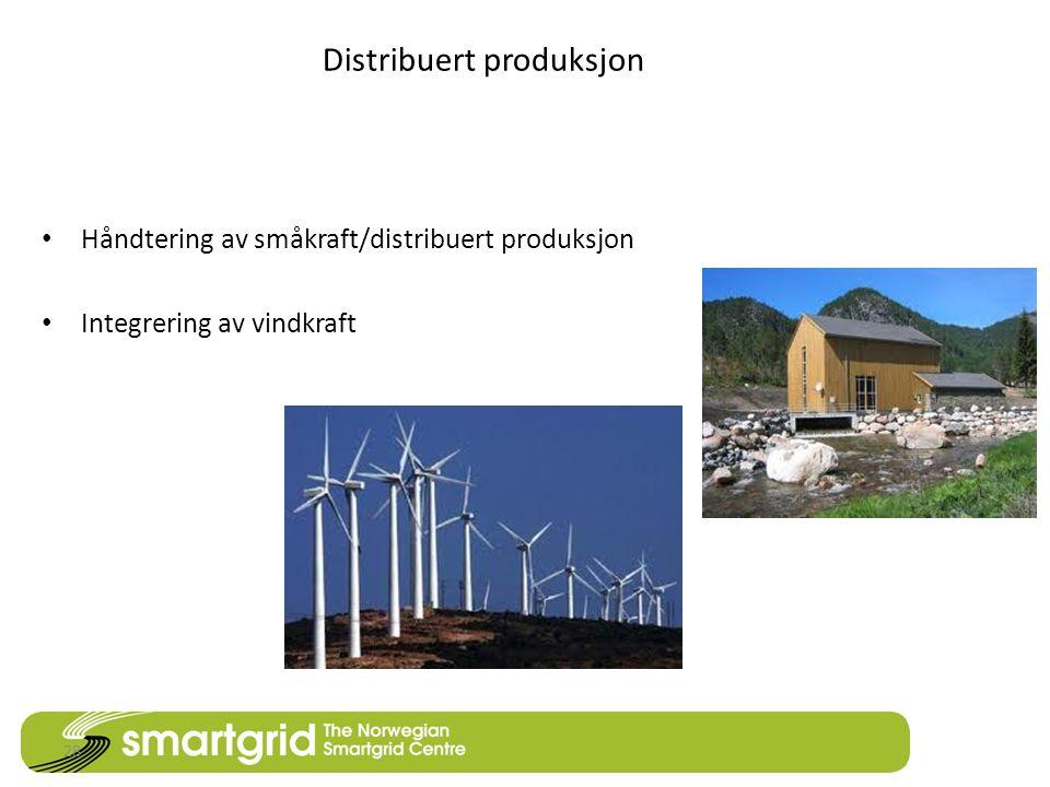 Distribuert produksjon