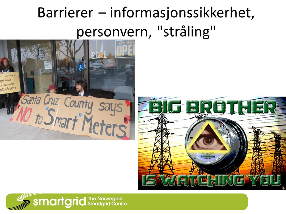 Barrierer – informasjonssikkerhet, personvern, stråling